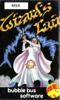 Wizard's Lair per MSX