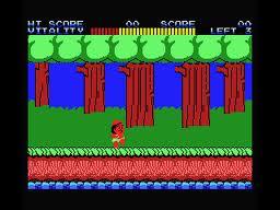 Wonder Boy per MSX
