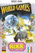 World Games per MSX