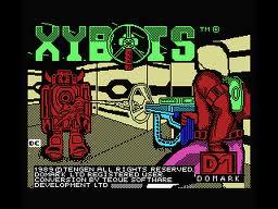 Xybots per MSX
