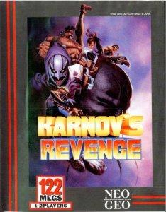 Karnov's Revenge per Neo Geo