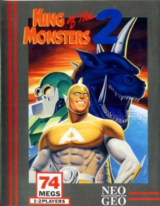 King of the Monsters 2 per Neo Geo