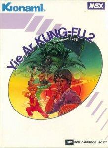 Yie Ar Kung-Fu 2: The Emperor Yie-Gah per MSX