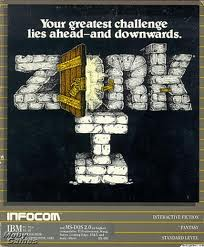 Zork: The Great Underground Empire per MSX
