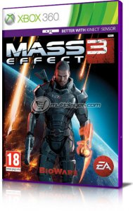 Mass Effect 3: Resurgence Pack per Xbox 360
