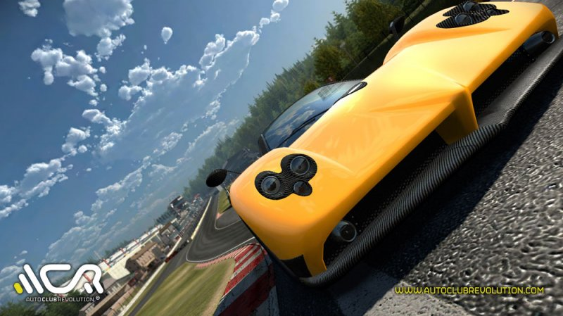 Il Facebook dei racing game?