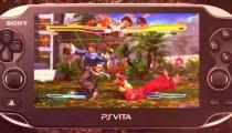 Street Fighter X Tekken - Trailer promozionale della versione Vita al Captivate 2012