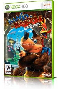 Banjo-Kazooie: Viti e Bulloni per Xbox 360