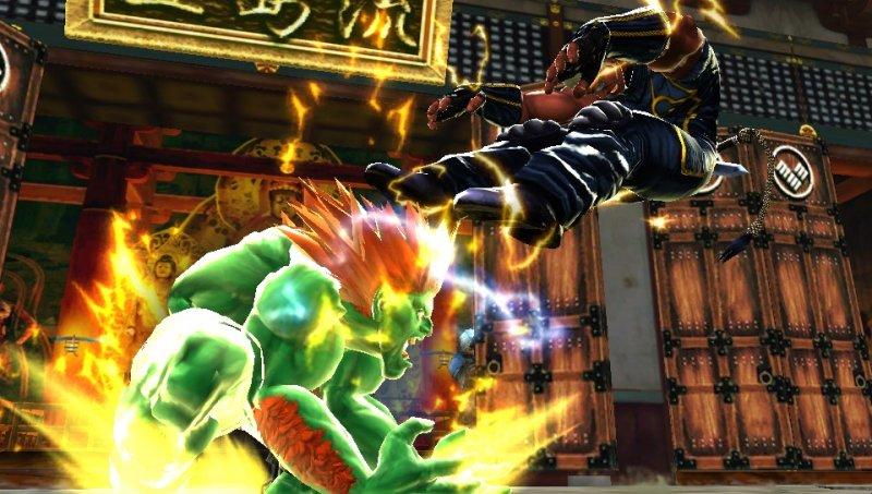 Multiplayer cross-platform per Street Fighter X Tekken su PSVita