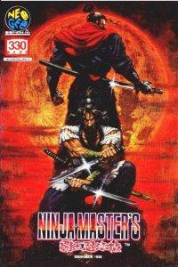 Ninja Master's per Neo Geo