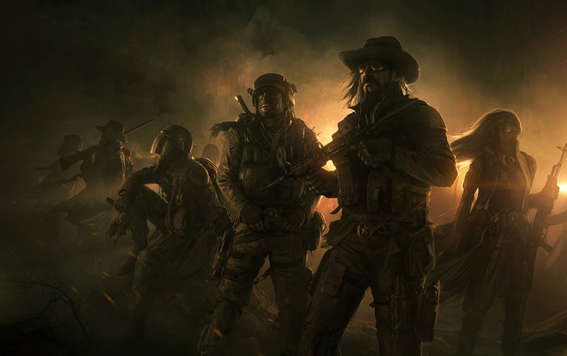 Wasteland 2 - Primo concept art