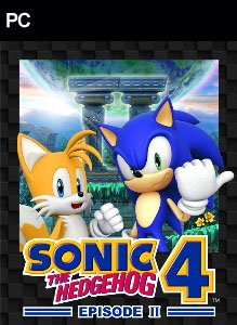 Sonic the Hedgehog 4: Episode II per PC Windows