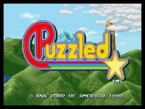 Puzzled per Neo Geo