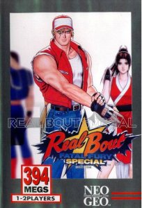 Real Bout Fatal Fury Special per Neo Geo