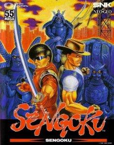 Sengoku per Neo Geo