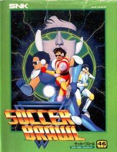 Soccer Brawl per Neo Geo