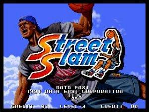 Street Slam per Neo Geo
