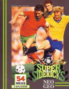 Super Sidekicks per Neo Geo