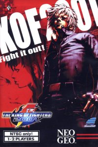 The King of Fighters 2001 per Neo Geo