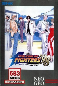 The King of Fighters '98 per Neo Geo