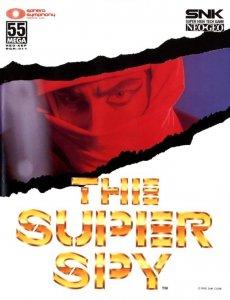 The Super Spy per Neo Geo