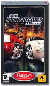 Midnight Club 3: DUB Edition per PlayStation Portable