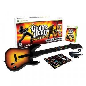 Guitar Hero: World Tour per Xbox 360