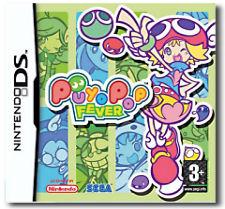 Puyo Pop Fever (Puyo Puyo Fever) per Nintendo DS