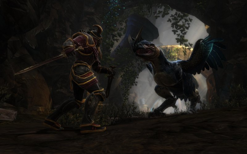 Guai per il team dietro Kingdoms of Amalur: Reckoning