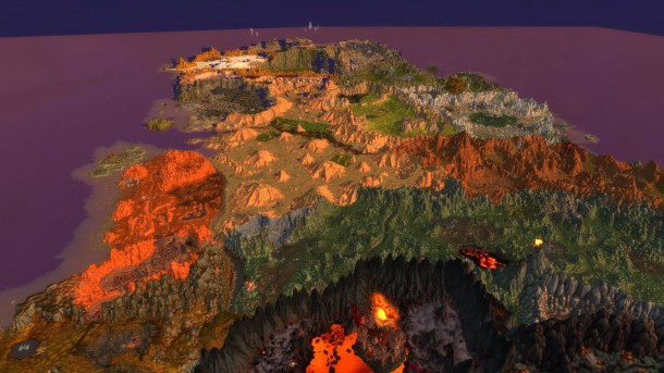 World of Warcraft - Un tweak per la distanza visiva infinita