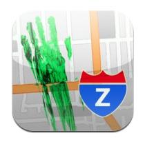 Zombie Outbreak Simulator per iPhone