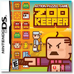 Zoo Keeper per Nintendo DS