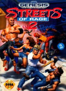 Streets of Rage 2 per Sega Game Gear