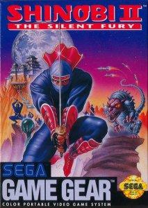 Shinobi 2 per Sega Game Gear