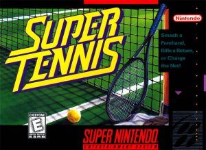 Super Tennis per Super Nintendo Entertainment System