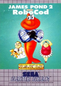 James Pond 2: Codename Robocod per Sega Game Gear