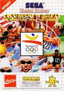 Olympic Gold: Barcelona '92 per Sega Game Gear