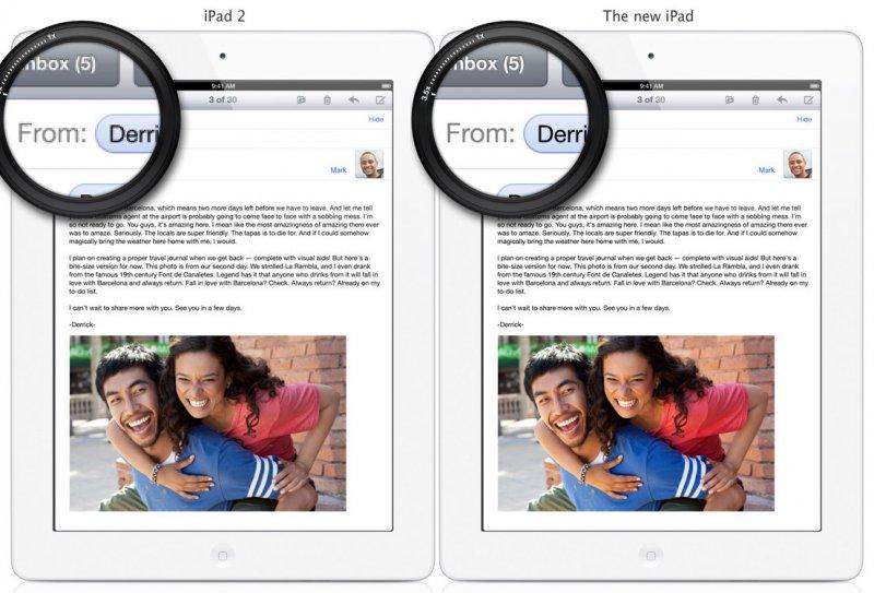 iPad, terza puntata