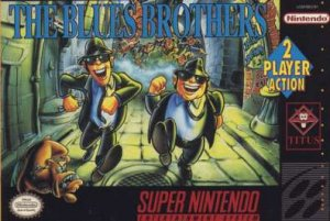 The Blues Brothers per Super Nintendo Entertainment System