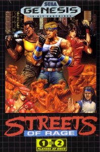 Streets of Rage per Sega Game Gear
