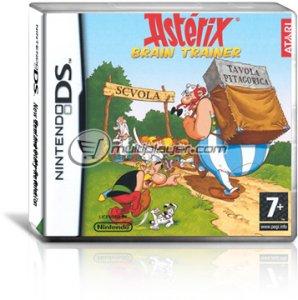 Asterix Brain Trainer per Nintendo DS
