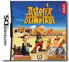 Asterix alle Olimpiadi per Nintendo DS