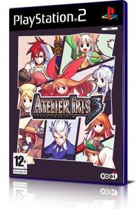 Atelier Iris 3: Grand Phantasm per PlayStation 2