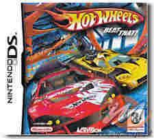 Hot Wheels: Beat That! per Nintendo DS