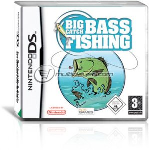 Big Catch: Bass Fishing per Nintendo DS