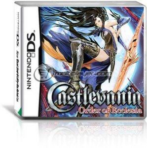 Castlevania: Order of Ecclesia per Nintendo DS