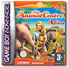 My Animal Centre In Africa per Game Boy Advance