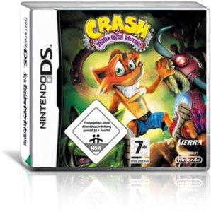 Crash Bandicoot: Il Dominio sui Mutanti per Nintendo DS