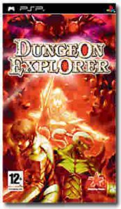 Dungeon Explorer: Warriors of Ancient Arts per PlayStation Portable