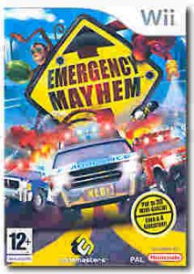 Emergency Mayhem per Nintendo Wii